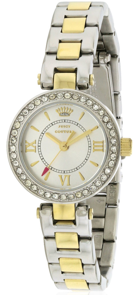 Juicy Couture Two-Tone Ladies Watch