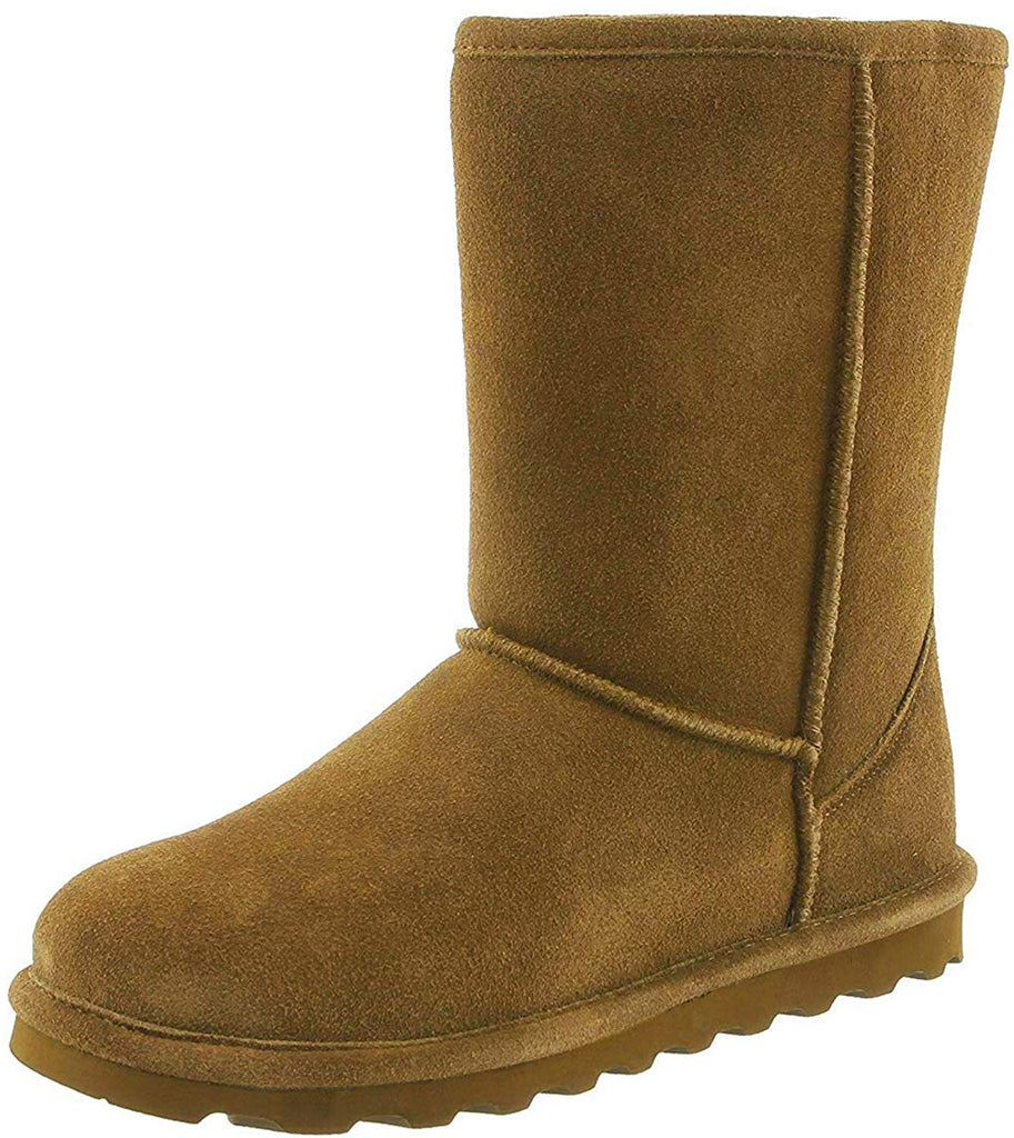 Bearpaw Womens Elle Short Winter Boot - Hickory ii - Size 10