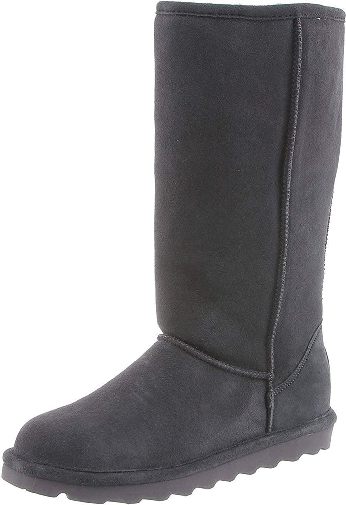 Bearpaw Womens Elle Tall Fashion Boot - Charcoal.ii - Size 10