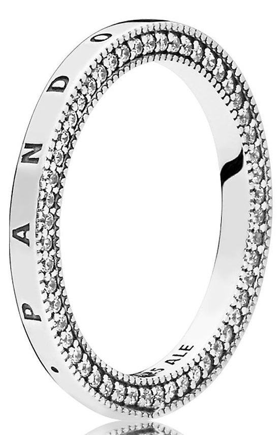 PANDORA Signature Hearts of PANDORA Ring 58 -
