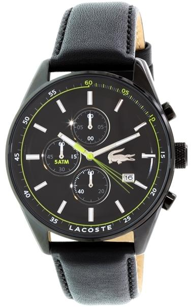 Lacoste Dublin Leather Mens Watch