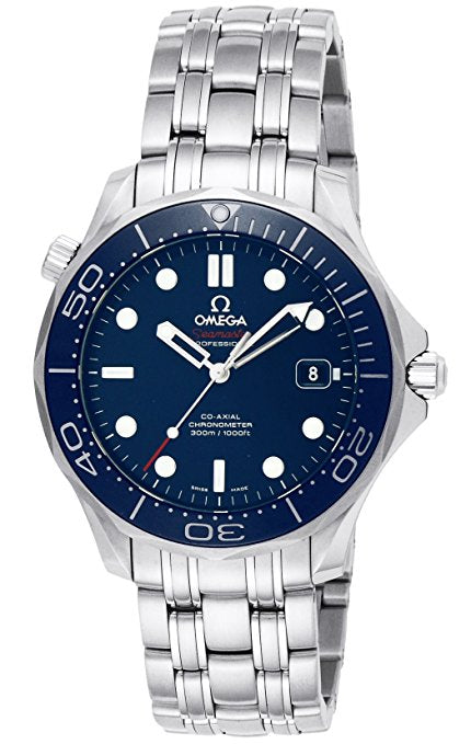 Omega Seamaster Automatic Mens Watch