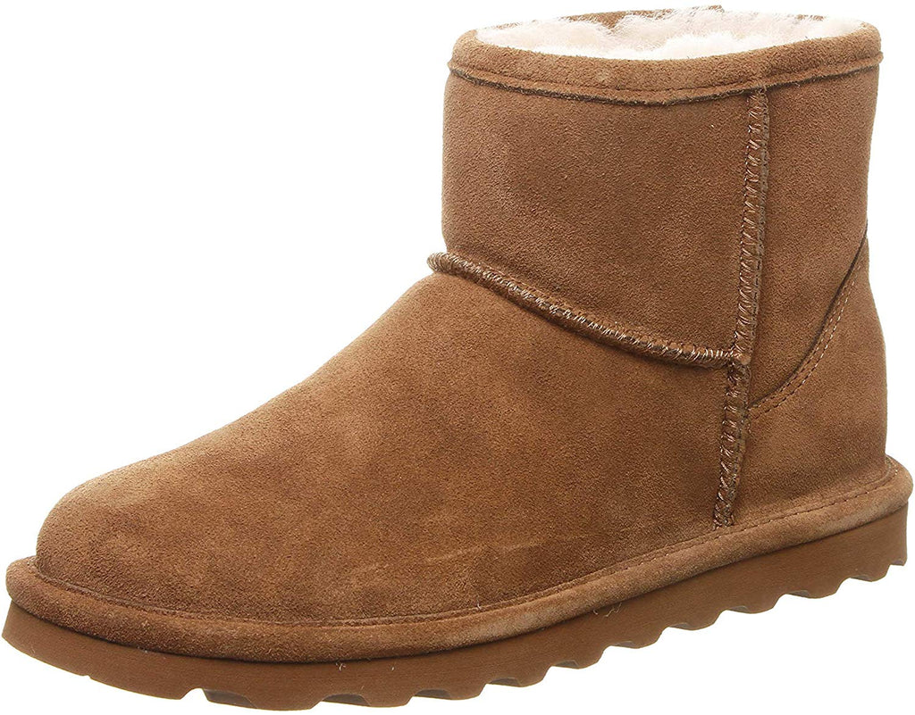 Bearpaw Womens Alyssa Fashion Boot - Hickory ii - Size 10