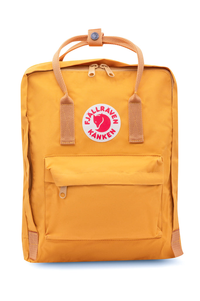 Fjallraven - Kanken Classic Backpack for Everyday - Ochre