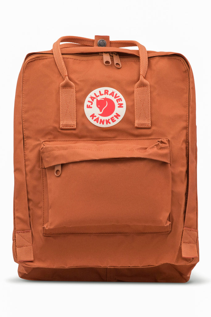 Fjallraven - Kanken Classic Backpack for Everyday - Brick
