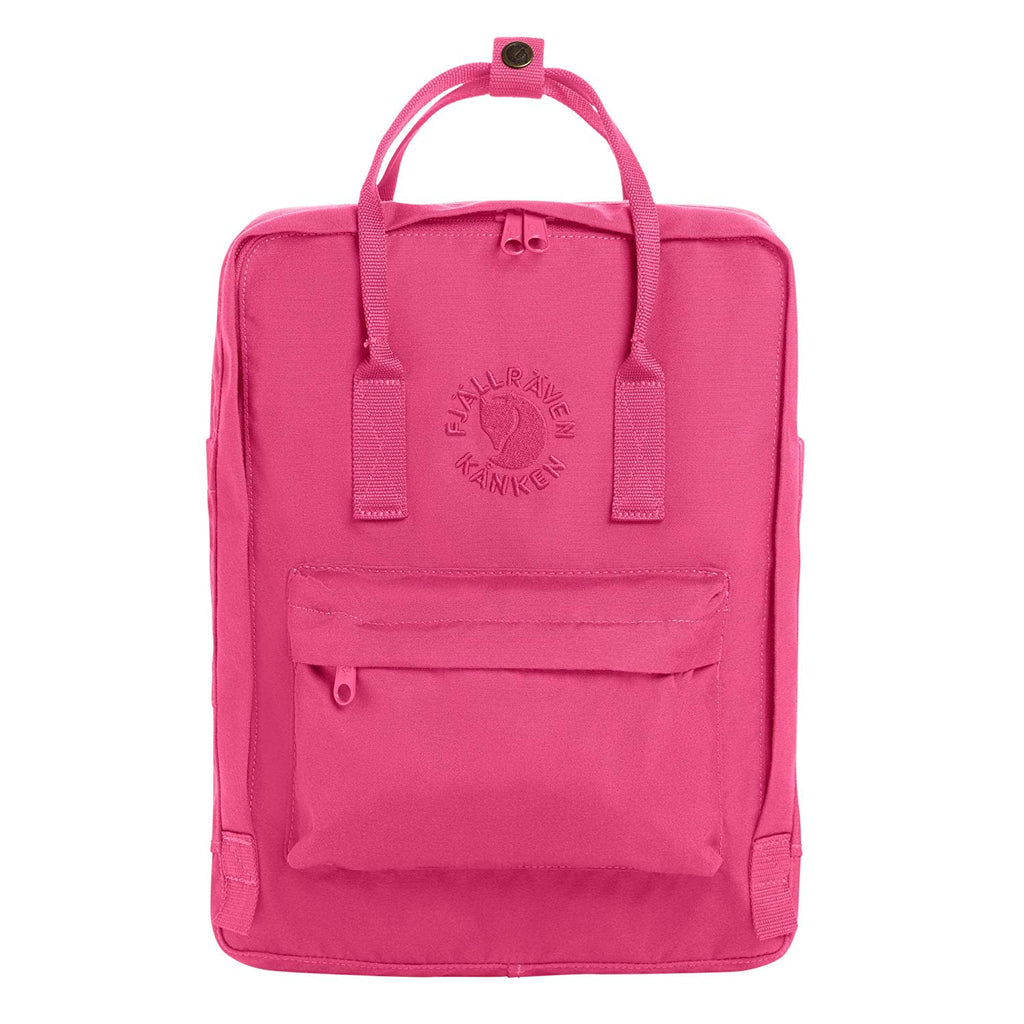 Fjallraven - Re-Kanken Special Edition Recycled Backpack for Everyday - Pink Rose