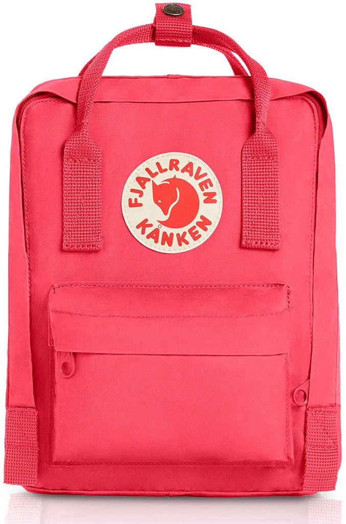 Fjallraven - Kanken Mini Classic Backpack for Everyday - Peach Pink