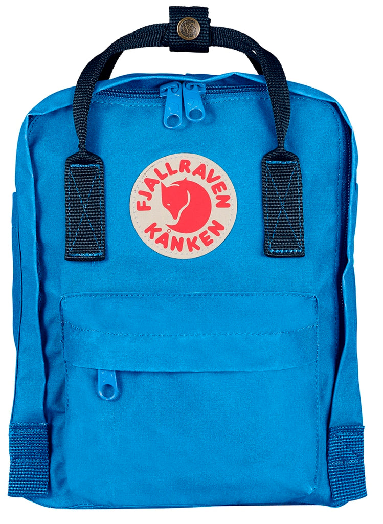 Fjallraven - Kanken Mini Classic Backpack for Everyday - UN Blue/Navy