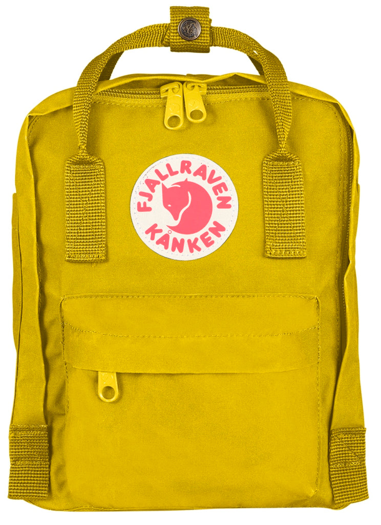 Fjallraven - Kanken Mini Classic Backpack for Everyday - Birch Green