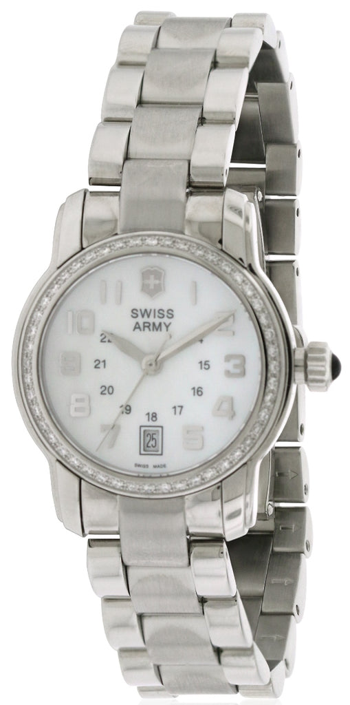 Swiss Army Victorinox Vivante Diamond Ladies Watch 241057