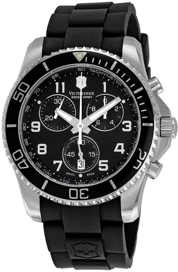 Swiss Army Victorinox   Maverick GS Rubber  Mens Watch