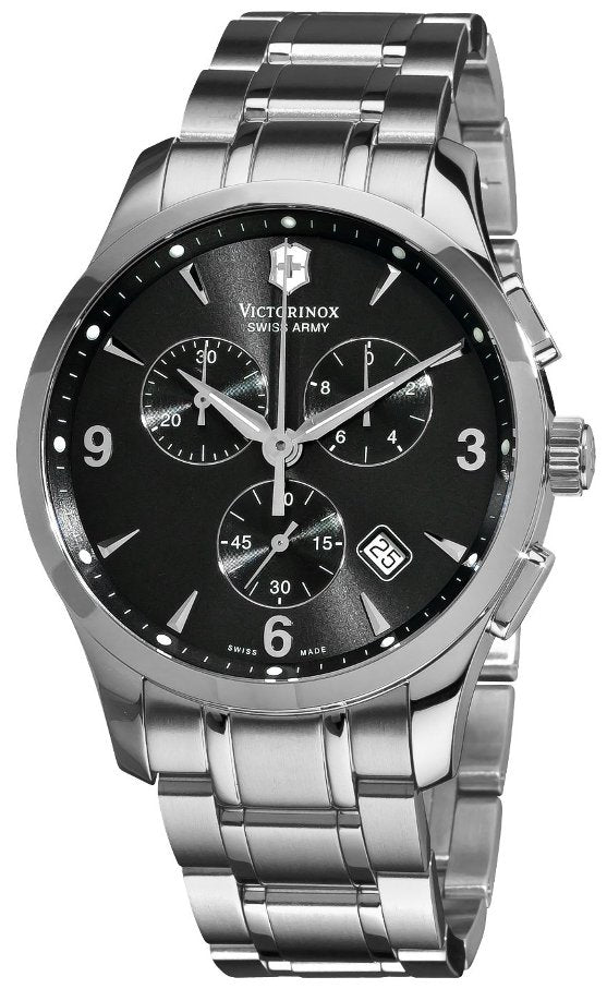 Swiss Army Victorinox Alliance Chronograph Mens Watch