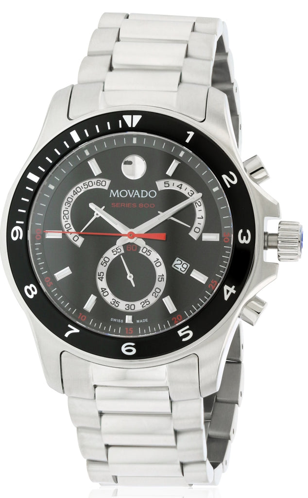 Movado Series 800 Performance Chronograph Mens Watch