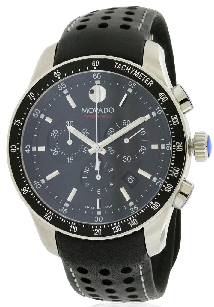 Movado Series 800 Chronograph Mens Watch