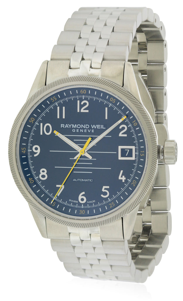 Raymond Weil Freelancer Stainless Steel Automatic Mens Watch