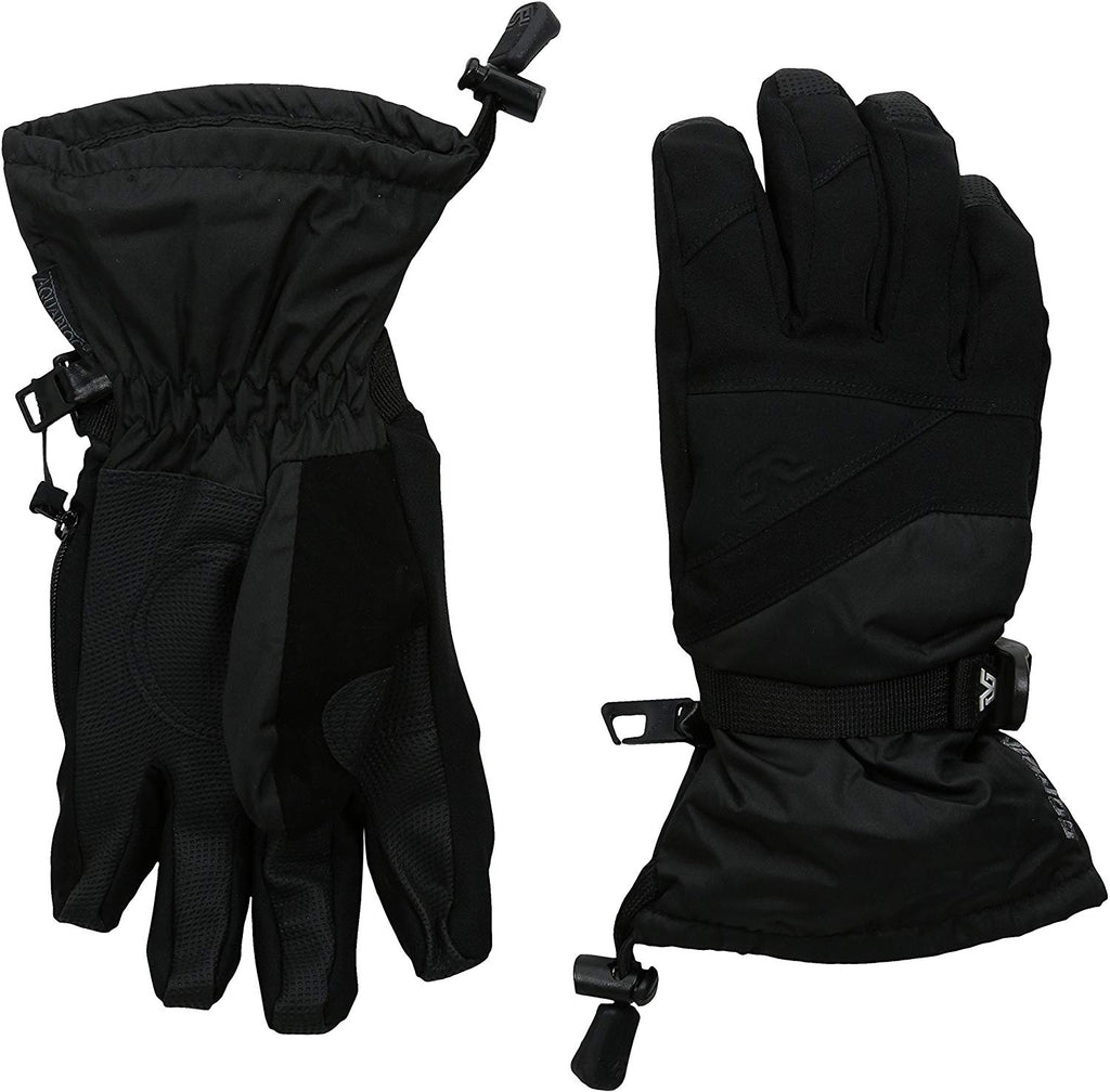 Gordini Little Kids Juniors Stomp III Waterproof Insulated Gloves - Black - Small