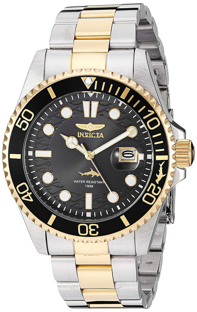 Invicta Pro Diver Two-Tone Mens Watch