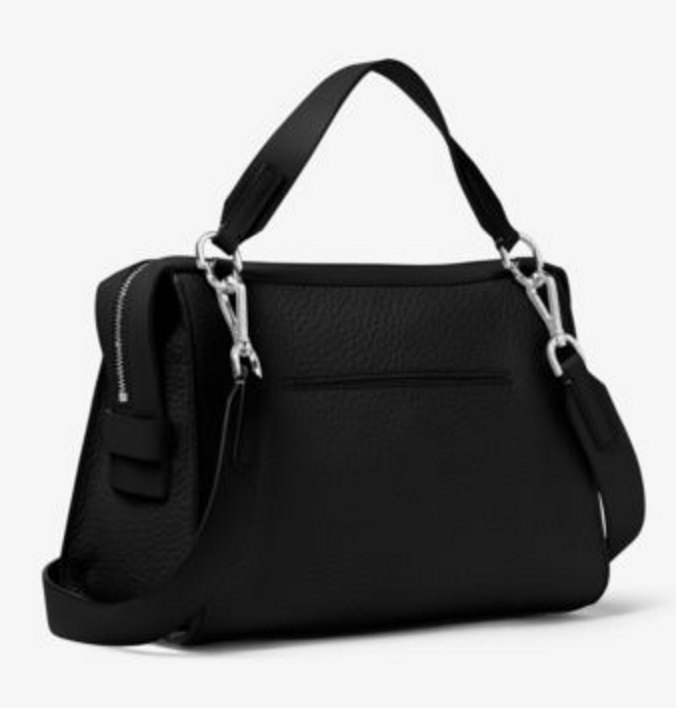 Michael Kors Ingrid Medium Shoulder Bag - Black -