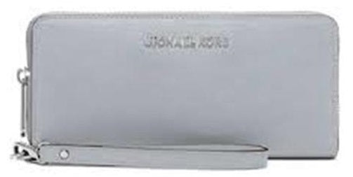 Michael Kors Adele Double Zip Wallet - Cement -