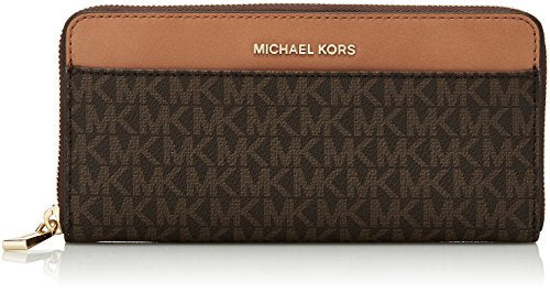 Michael Kors Mercer Logo Continental - Wallet - Brown -