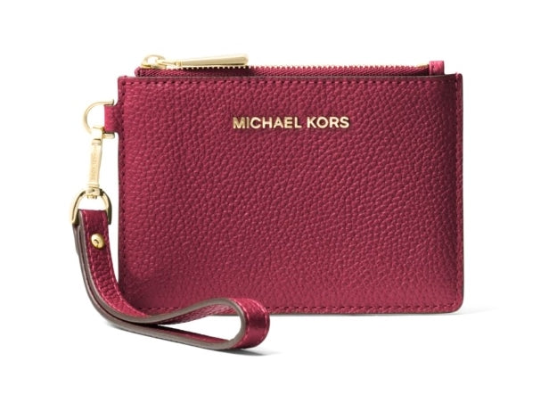 Michael Kors Mercer Small - Coin Purse - Mulberry -