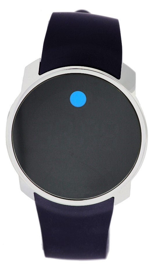 Movado Bold Digital Touch Silicone Unisex Watch