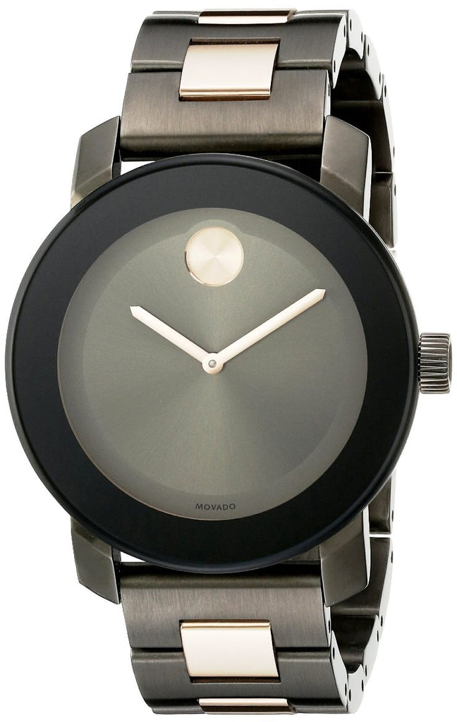 Movado Bold Two-Tone Ladies Watch