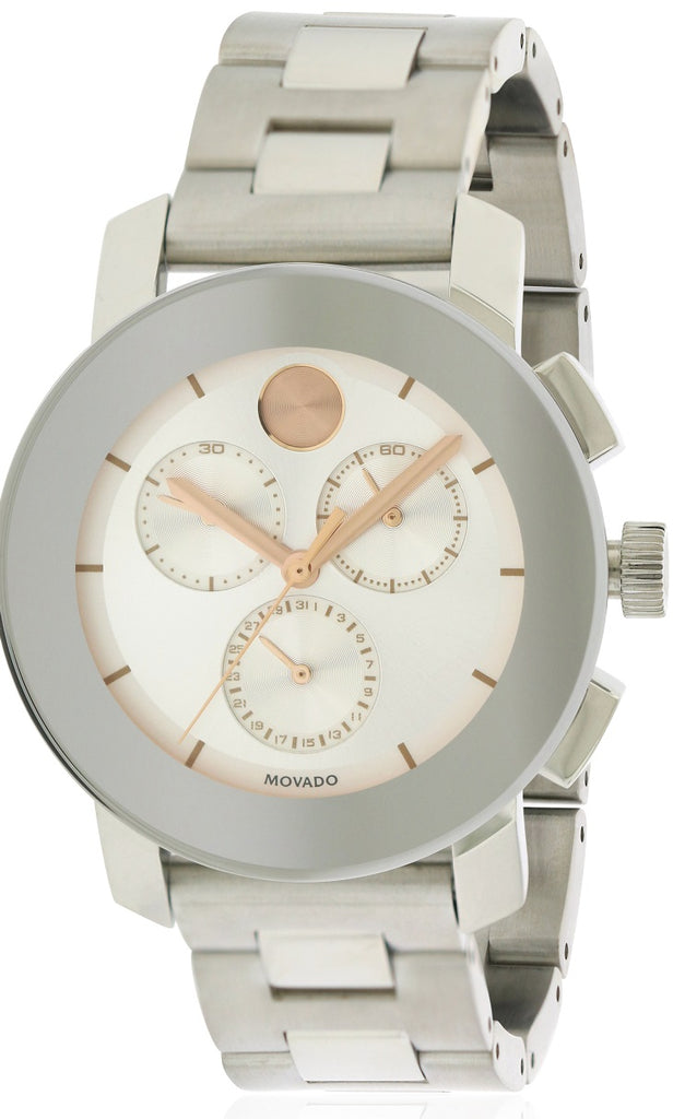 Movado Bold Chronograph Unisex Watch