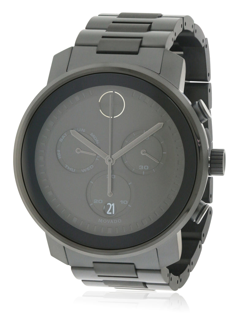 Movado Bold Chronograph Mens Watch