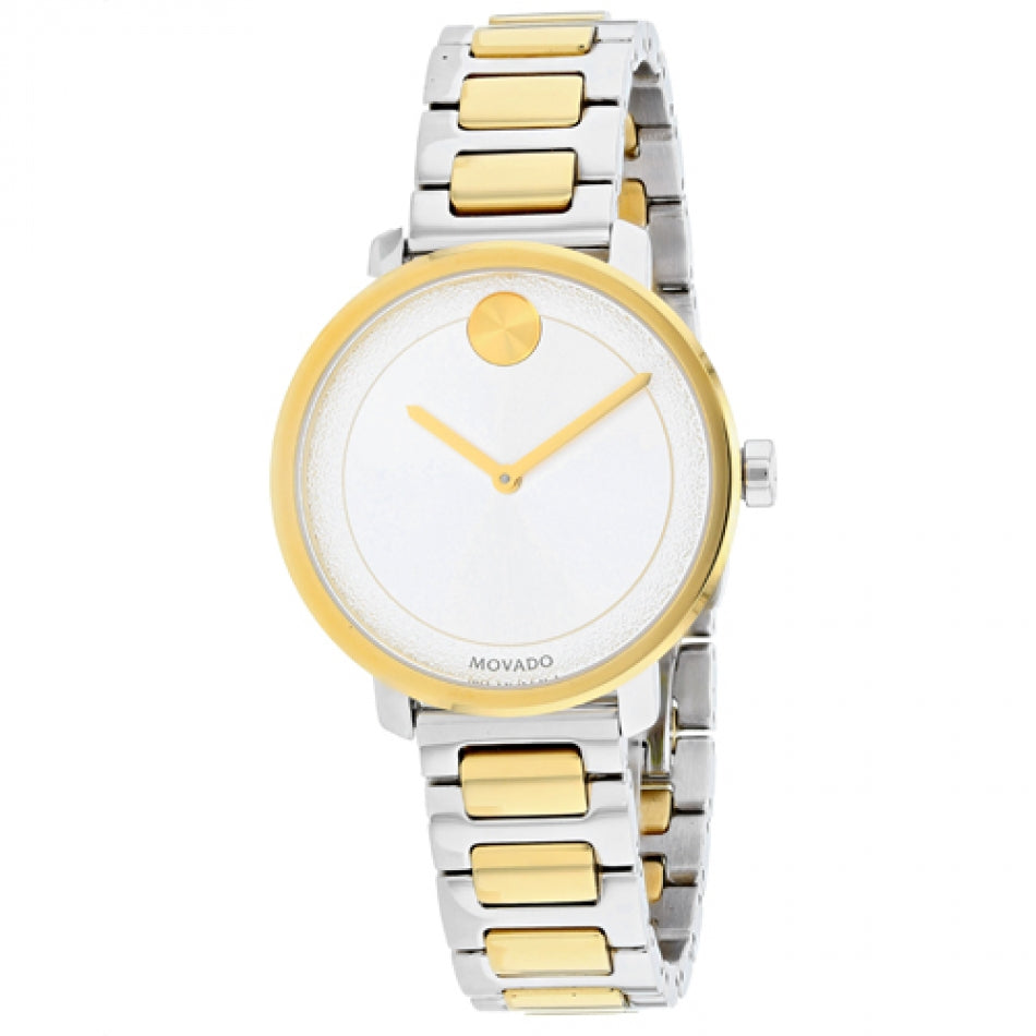 Movado Bold Two-Tone Ladies Watch 360051