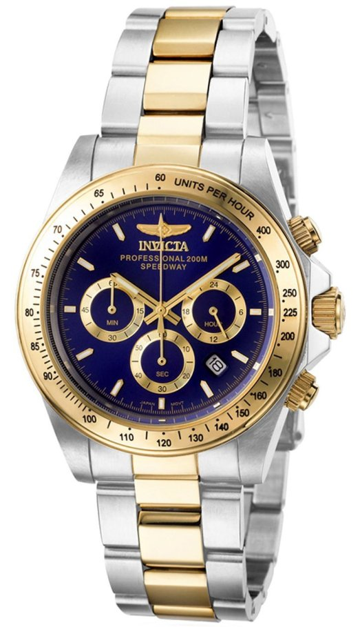 Invicta Speedway Cougar Chronograph Mens Watch