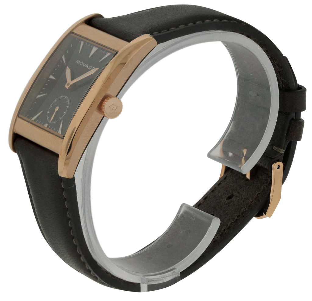 Movado Heritage Leather Watch