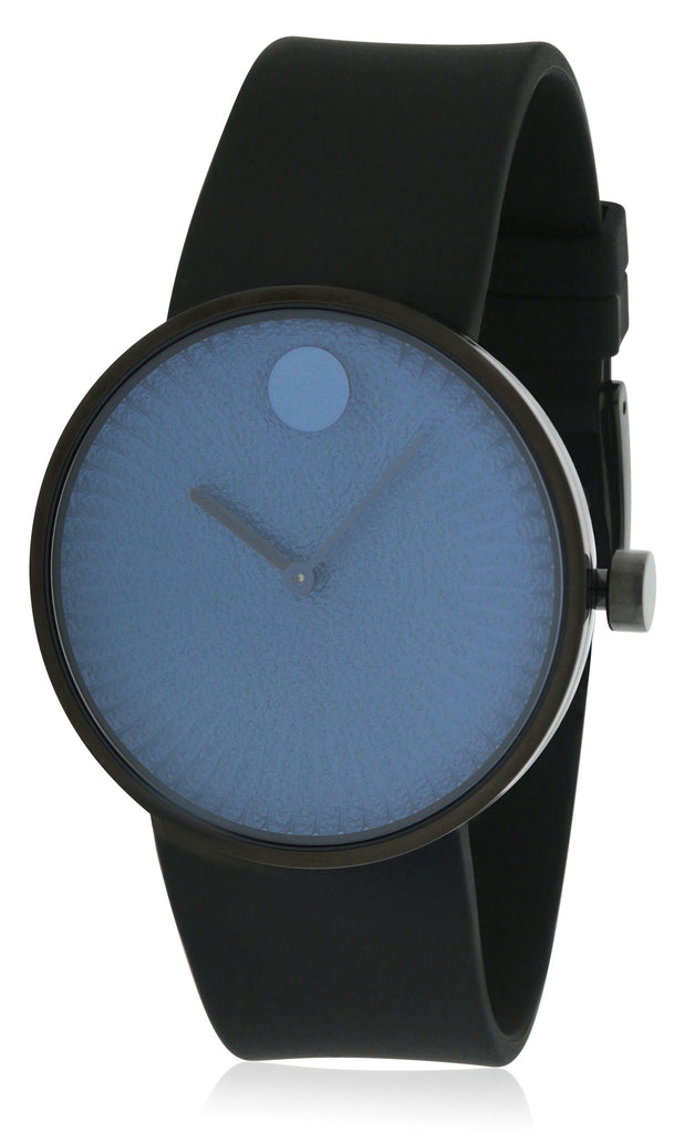 Movado Edge Silicone Mens Watch