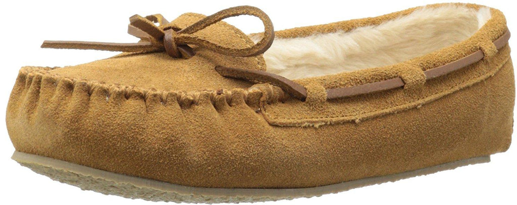 Minnetonka Womens Cally Slipper - Cinnamon - 7 M US