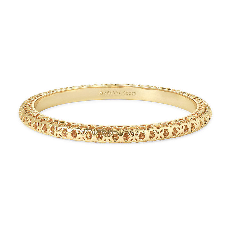 Kendra Scott Maggie Gold Tone Bangle