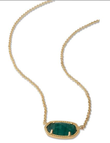 Kendra Scott Elisa Pendant Necklace -