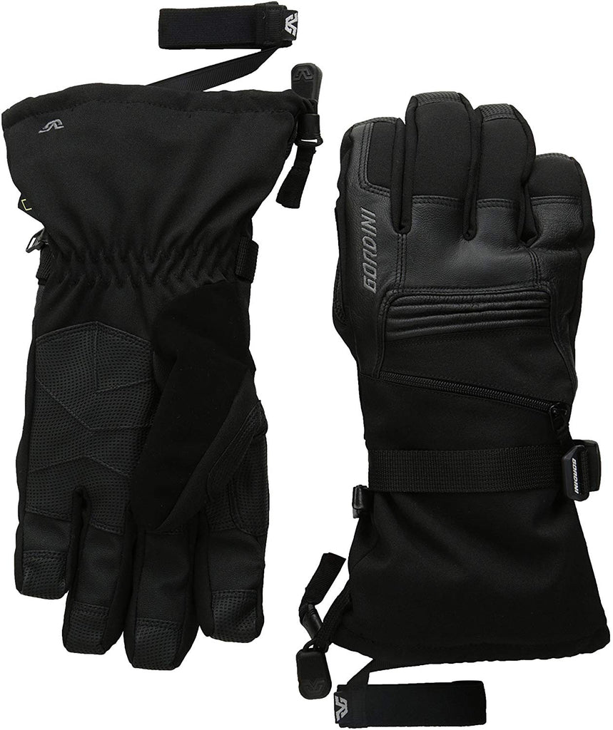 Gordini Mens Gore-tex Storm Trooper II Waterproof Insulated Gloves - Black - Large