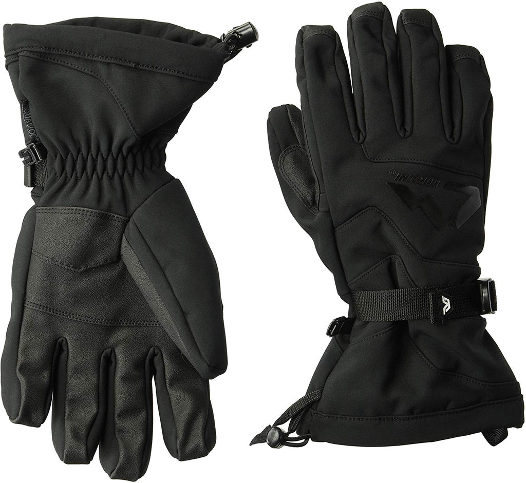 Gordini Mens Fall Line IV Waterproof Insulated Gloves - Black - Medium