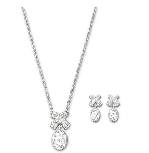 Swarovski Rice Crystal Set -