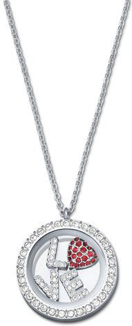 Swarovski Treasure Locket Pendant Necklace -