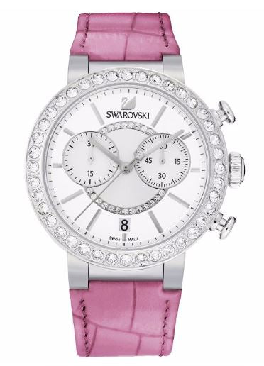 Swarovski Citra Sphere Chrono Pink Ladies Watch