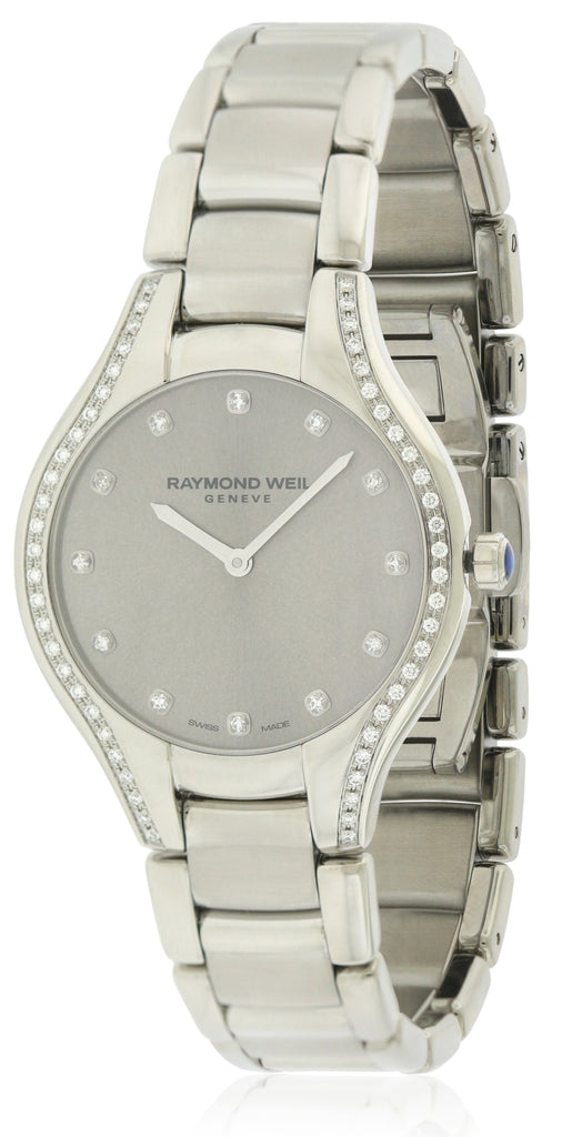 Raymond Weil Noemia Stainless Steel Ladies Watch