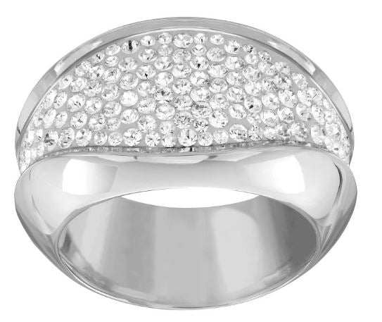 Swarovski Cycle Ring Size 60 -