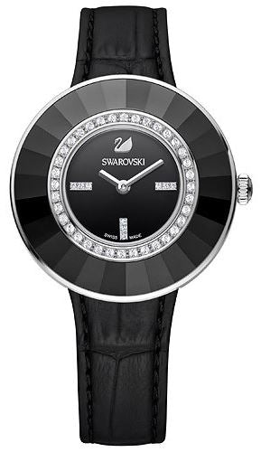 Swarovski Octea Dressy Black Watch -