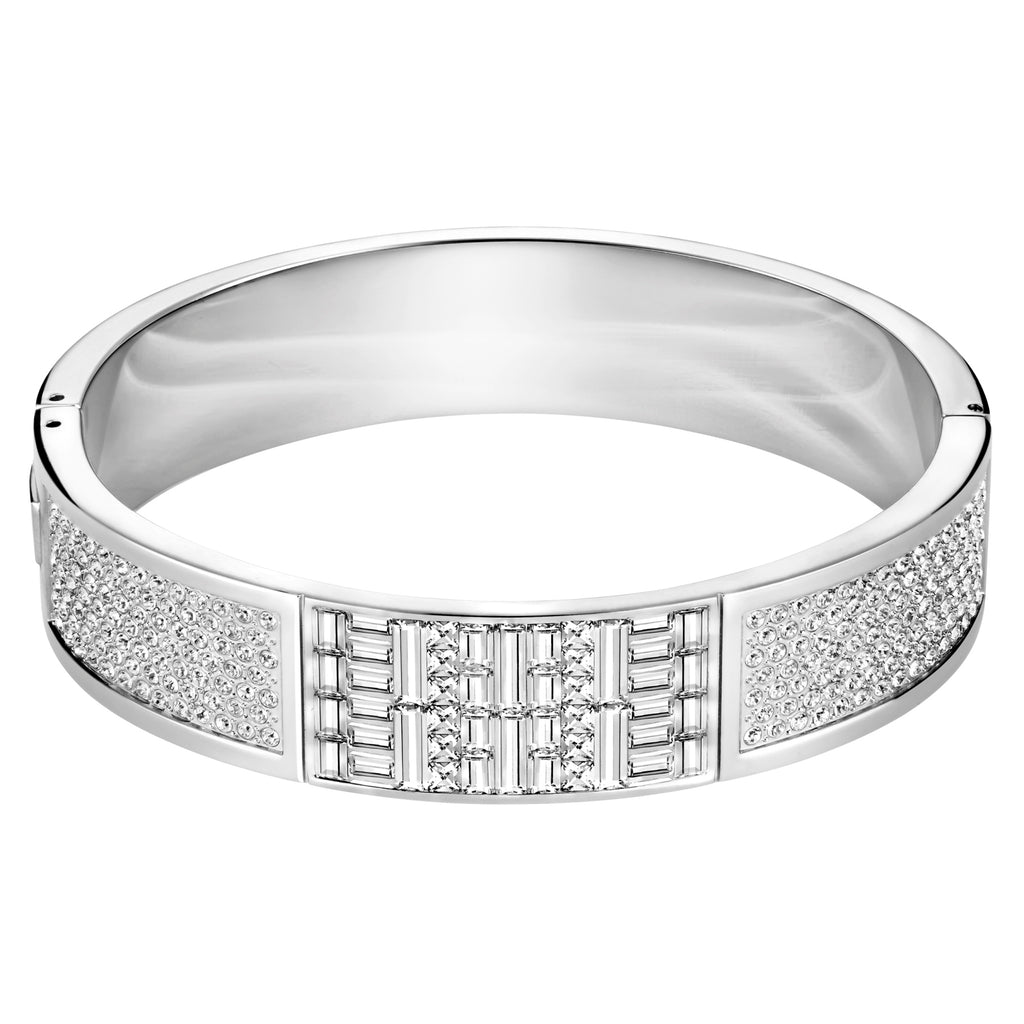 Swarovski Ethic Wide Bangle M -