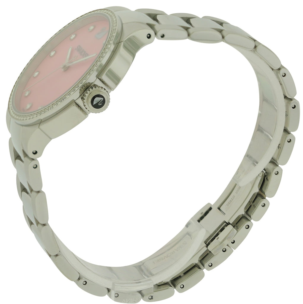 Swarovski City Rose Bracelet Ladies Watch