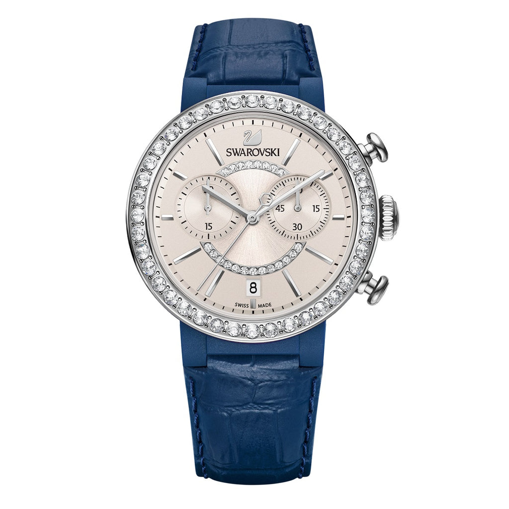 Swarovski Citra Sphere Chrono Ladies Watch -