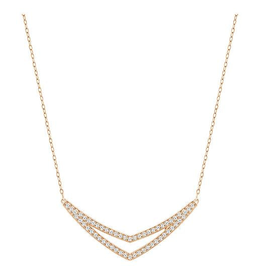 Swarovski Alpha Medium Necklace -