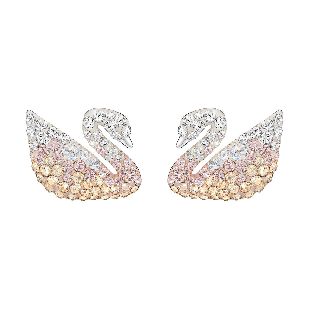 Swarovski Iconic Swan Earrings -