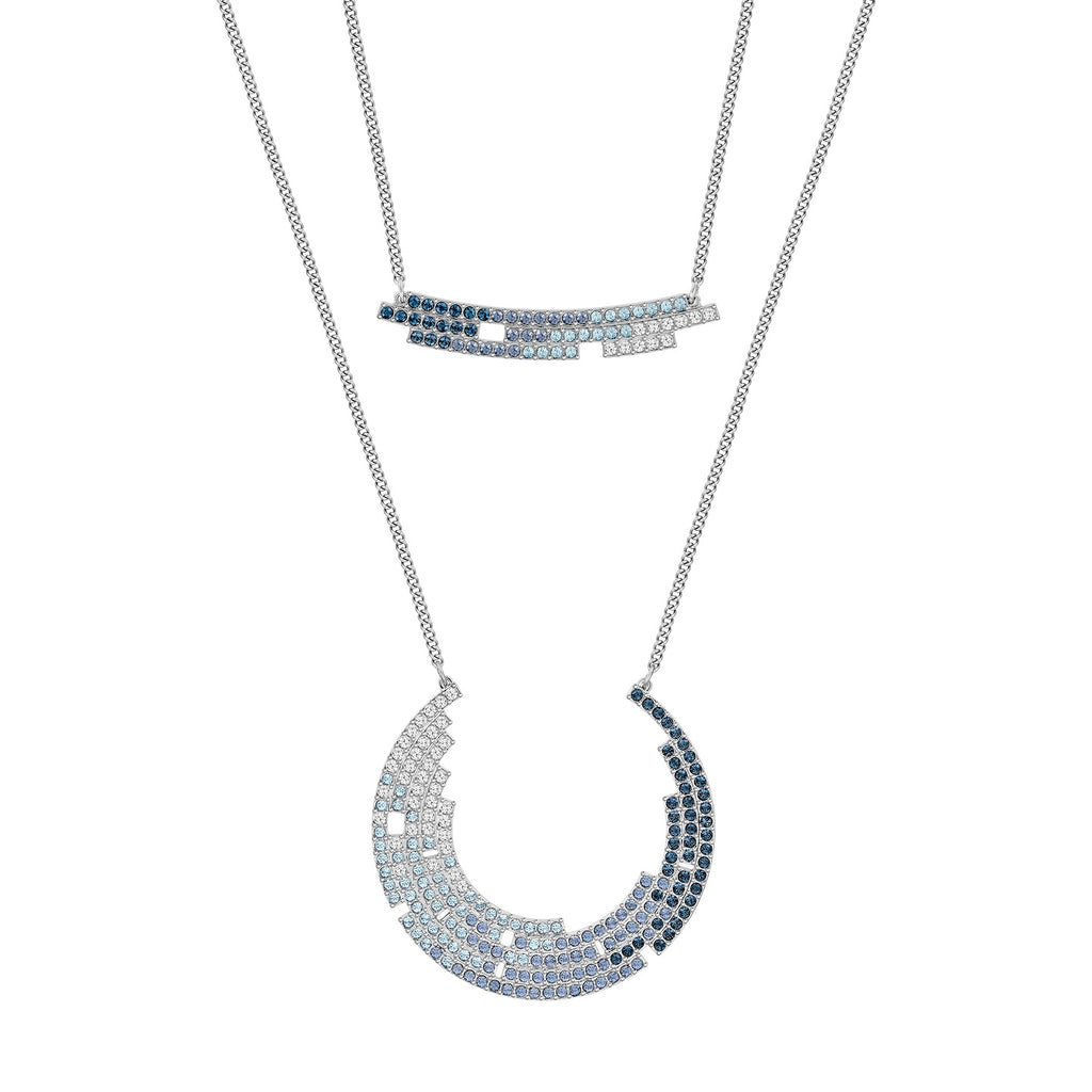 Swarovski Fluidity Necklace Set -